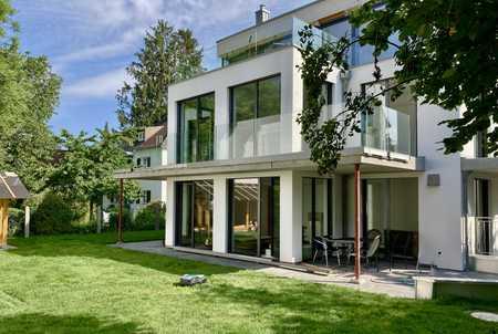 Exklusive teilmöblierte 2,5 - Zimmer-Wohnung in München Pasing, Am Stadtpark in Pasing (München)