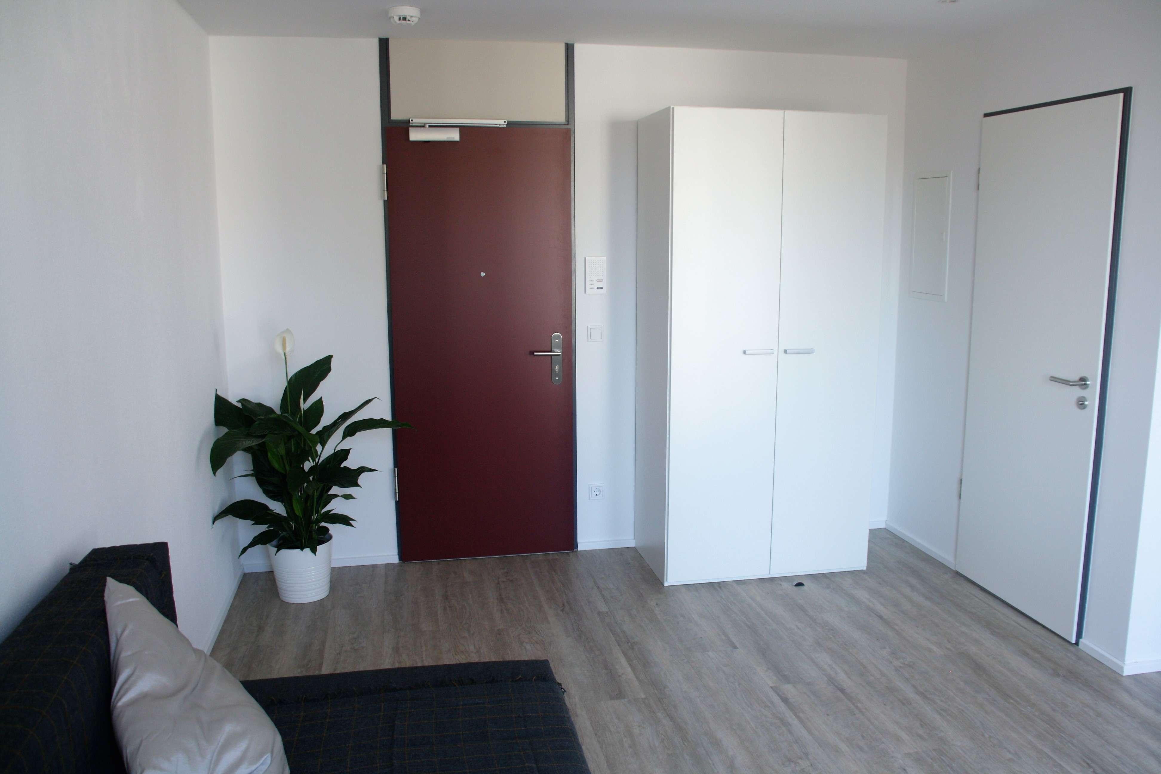 Helle, neuwertige 1-Zimmer-Wohnung mit EBK in Augsburg in Kriegshaber (Augsburg)