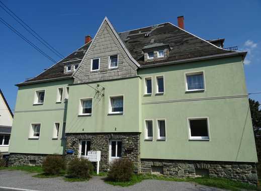 *** helle und ruhige 2-Raum Wohnung mit Balkon und Blick ins Grüne ***