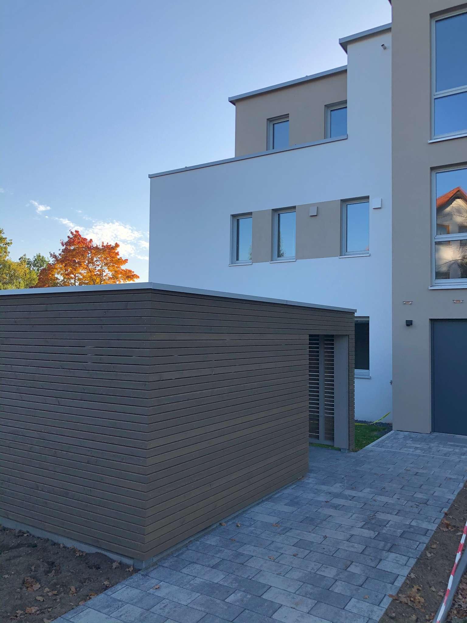 Erstbezug: exklusive 2-Zimmer-Wohnung mit Balkon in Oberasbach - von Privat - in Oberasbach