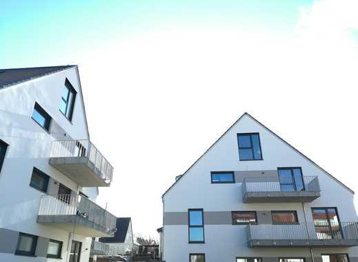 Lichtdurchflutete und moderne 3-Zimmer Neubauwohnung inkl. Einbauküche