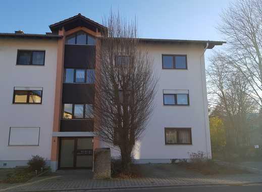 Helle, großzügige Wohnung mit Balkon und Garage! Eine Wohnung mit viel Potential zum Wohlfühlen!