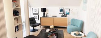 Stilvolle Maisonette-Wohnung am Mindener Glacis