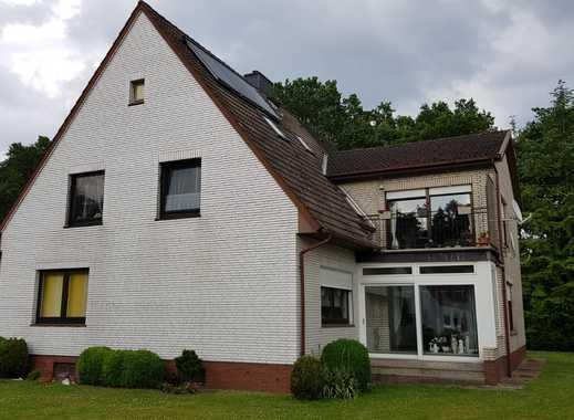 Gepflegte 3-Zimmer-EG-Wohnung mit Terrasse und EBK in Beverstedt