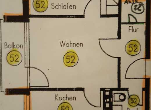 2.5 Zimmer Wohnung mit Panoramablick über Moosach