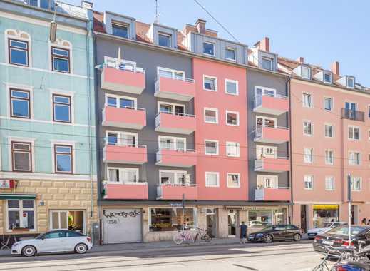 *Duplexstellplatz in der Maxvorstadt*
