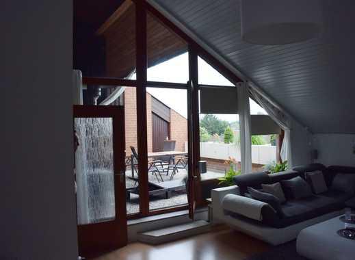 schickes Dachgeschoss mit großer Dachterrasse in Altwarmbüchen