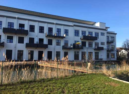 ab sofort Erstbezug nach Sanierung mit EBK und Terrasse: 3-Zimmer-Loft-Wohnung in Forchheim