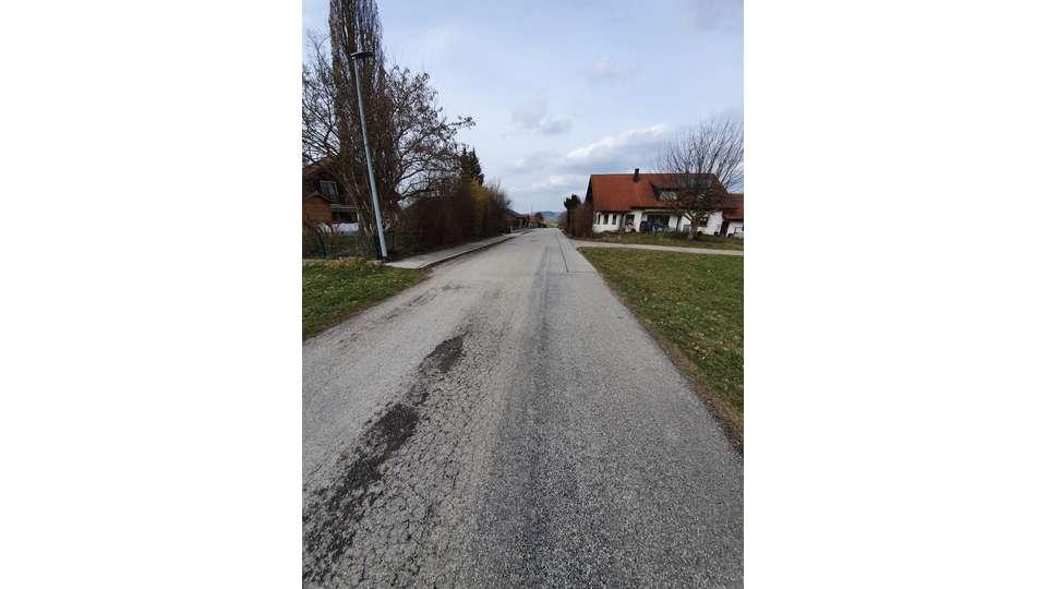 Straße nach Norden
