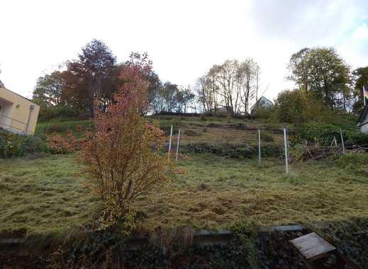 Baugrundstück am Fuße des Bürbacher-Giersbergs! Bauen Sie Ihr Traumhaus mit Blick über Bürbach....