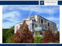 Wohnen am Schloßpark - Sonnige Penthousewohnung
