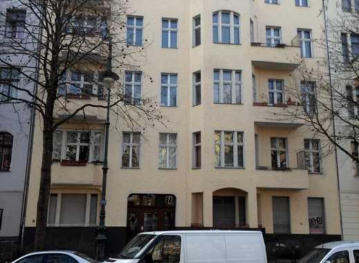 Schicke Vierraumwohnung mit Balkon und Terrasse zu vermieten