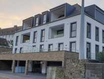 LUXUS-NEUBAU 2 ZKB Dachgeschoss-Wohnung mit