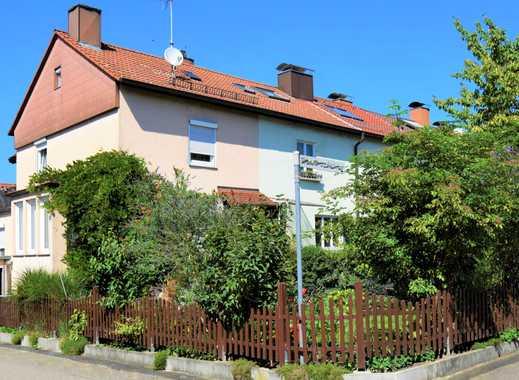 Ihr Eigenheimwunsch kann hier erfüllt werden: Reiheneckhaus in bevorzugter Wohnlage in GD-Weststadt