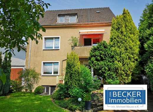 Mehrfamilienhaus mit Potenzial in zentraler Lage von Meerbusch-Büderich