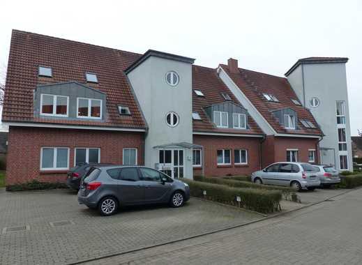 Gepflegte 3-Zimmer-Wohnung im Erdgeschoss in zentraler, ruhiger Lage in Heide, nähe WKK, Kreis Dithm