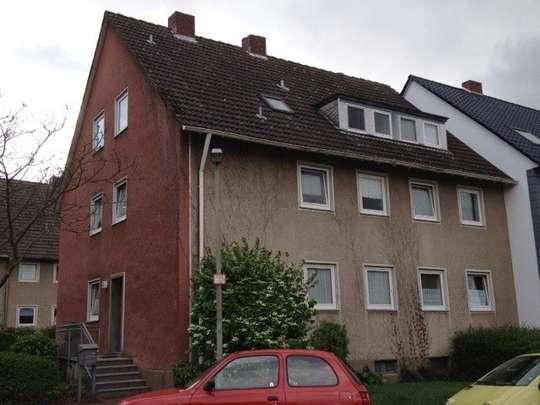 hwg - Wohnen auf Zeit! Stadtnahe Dachgeschosswohnung!