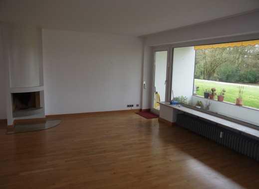 Elegante 4 Zimmerwohnung mit traumhaften Blick über die Rheinwiesen ohne Garten!