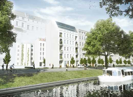 Prov. freies einzigartiges Loft am Ufer vom Entwickler des Soho-House Hotels