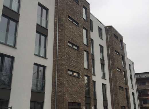 Erstbezug: schöne 3-Zimmer-Wohnung mit EBK und Balkon in Bramfeld, Hamburg
