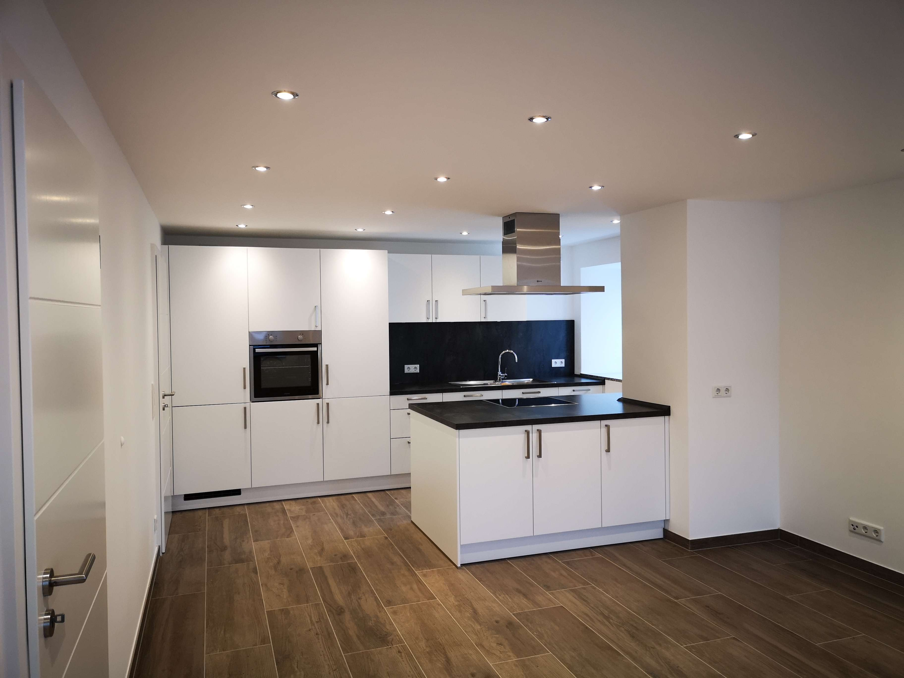 Erstbezug nach Sanierung -  schöne zentrale 3-Zimmer-Wohnung in Greding