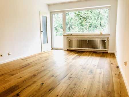 Teilmöblierte 2-Zimmer-Wohnung mit EBK und Balkon in Bogenhausen in Bogenhausen (München)