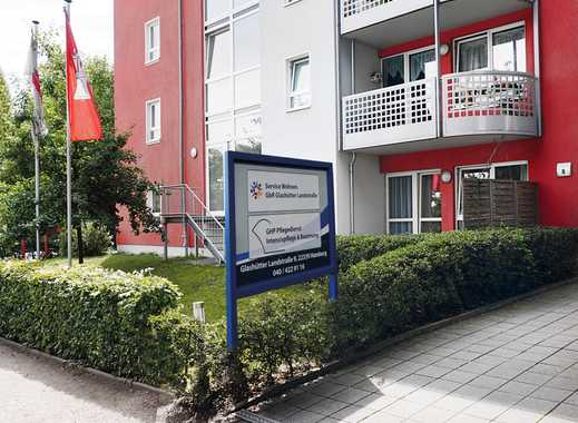Service Wohnen in Hummelsbüttel, 1,5 - 2 Zimmer-Wohnungen