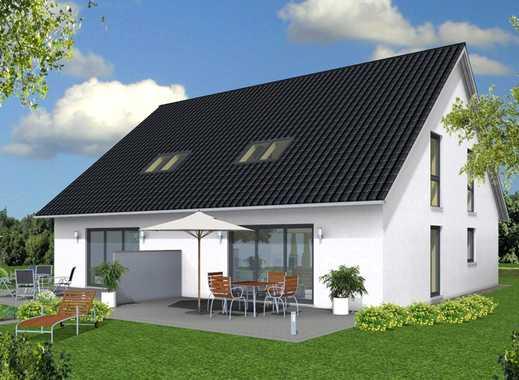 Sie suchen nach einem geeigneten Grundstück für ein Doppelhaus? Dann haben wir genau das Richtige!