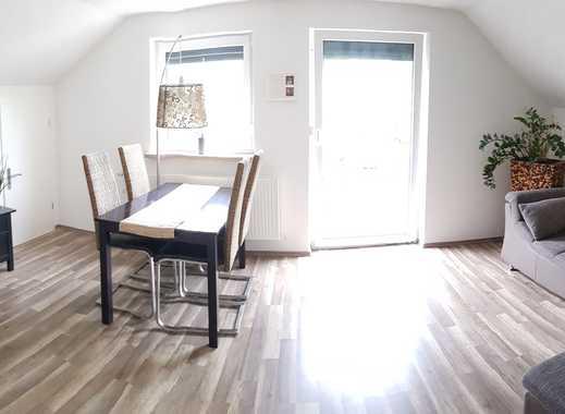 Möblierte und vollständig renovierte 2-Zimmer Wohnung Heidenheim für Pendler