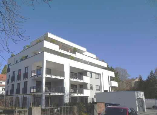 Worms-West! Neuwertige Terrassenwohnung, TG- + Außenstellpl., EBK, hochwertige Ausstattung!