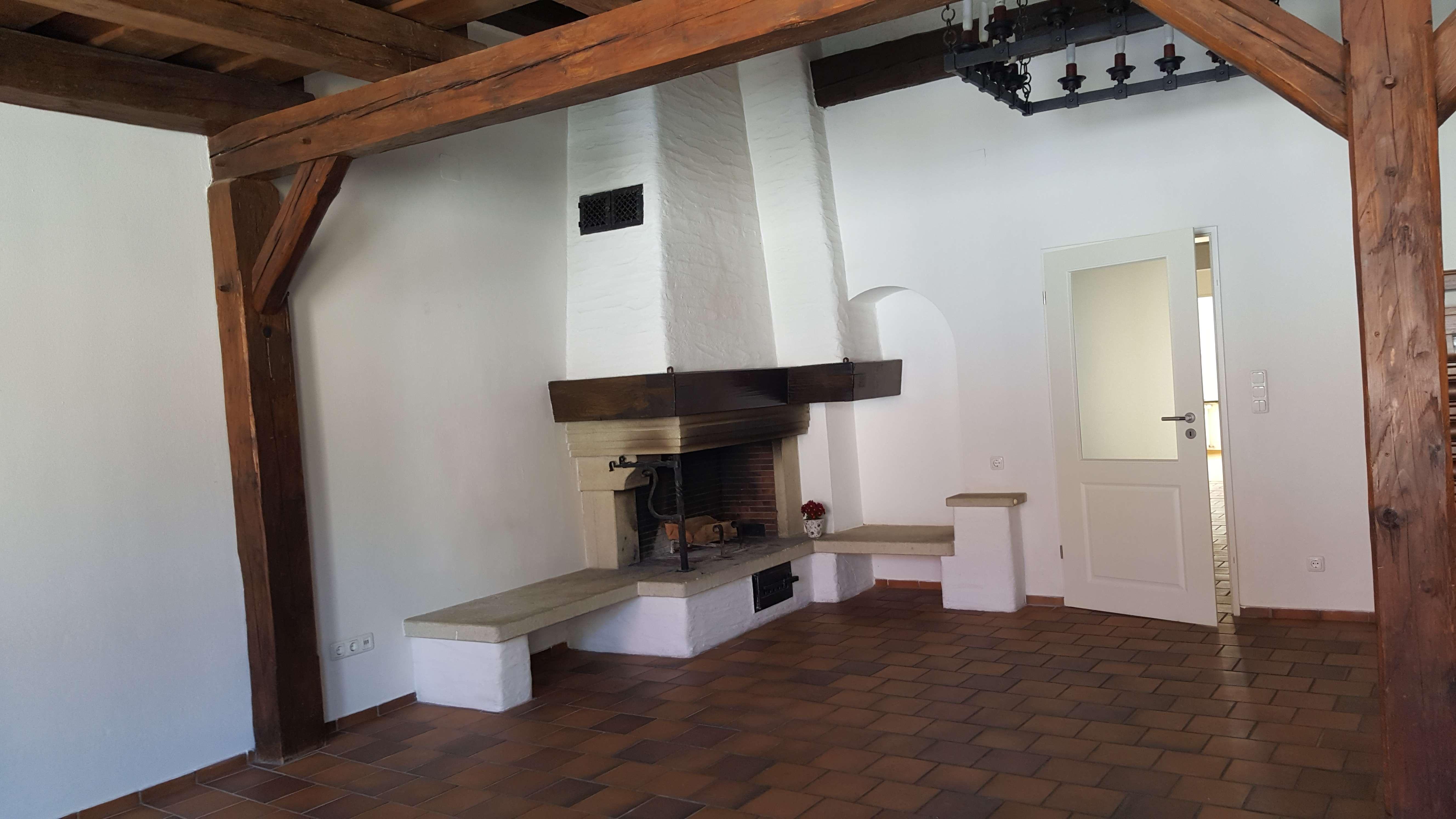 Exklusive drei Zimmer Wohnung am Marktplatz von Bad Reichenhall