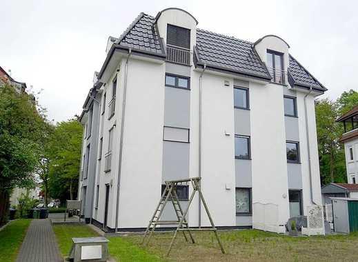 4 ETW in einer hochmodernen, neuwertigen Wohnanlage mit EBK und Tiefgarage in zentraler Stadtlage