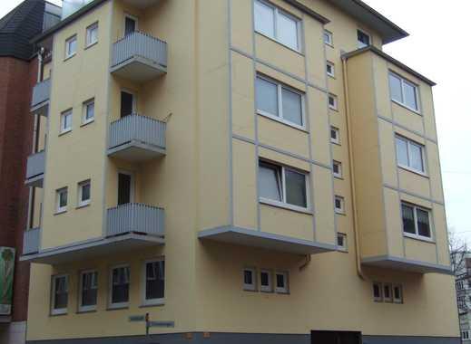 1 Zimmerwohnung mit großer Terrasse in der Bremer City