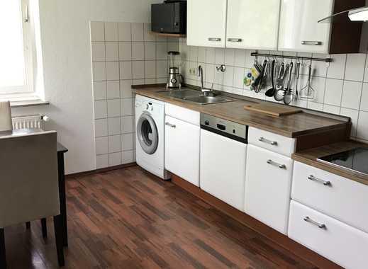 2 1/2 Zimmer Wohnung mit großer Wohnküche