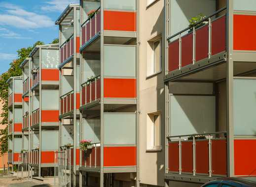 Schöne 3 R. Wohnung, Küche/Bad mit Fenster in Gotha Ost!