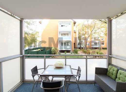 Urbanes Familienleben-Zentrale 4-Zimmer-ETW mit Balkon in Frankfurt-Griesheim