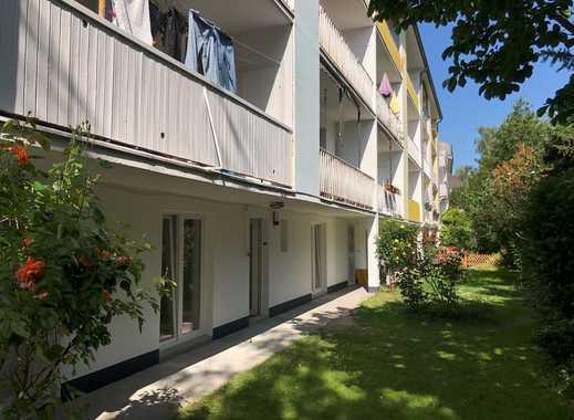 TOP-SANIERTE 2-Zimmer-Wohnung mit Terrasse