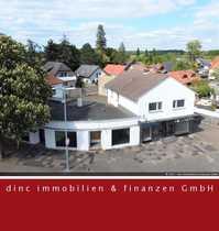 Attraktive Gewerbeeinheiten und Wohnung mit