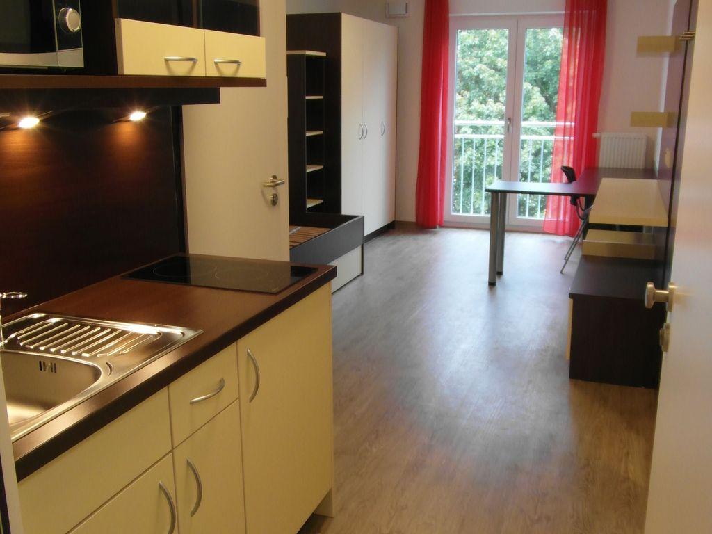 M bliertes neuwertiges 1 zimmer appartement in landshut for 1 zimmer wohnung landshut