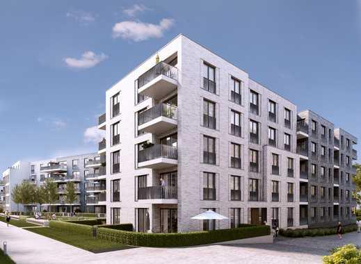 PANDION 5 FREUNDE - Helle 2-Zimmer-Wohnung mit Hauswirtschaftsraum und großem Südbalkon