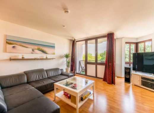 Exklusive, geräumige und gepflegte 1-Zimmer-Wohnung mit Balkon und EBK in Bremen Schwachhausen