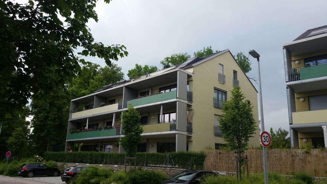 Sonnige Aussichten: Zentrumsnahe 3 -Zi.Whg. mit großem Balkon und phantastischem Ausblick