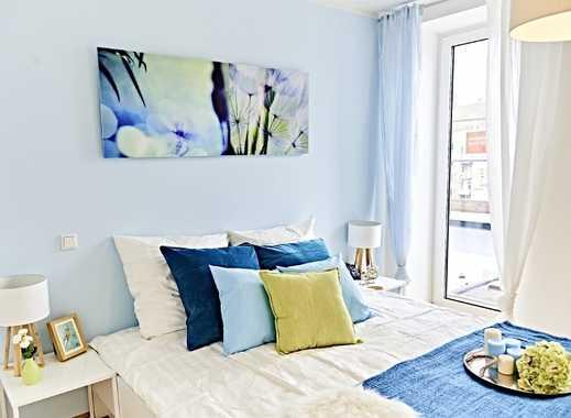 Modern ausgestattete 3-Zimmer-Stadtwohnung mit Balkon auf ca. 83 m²