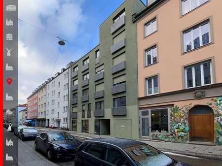 Exklusiv ausgestattete 2-Zimmer-Wohnung in zentraler Lage mit Balkon in Schwanthalerhöhe (München)