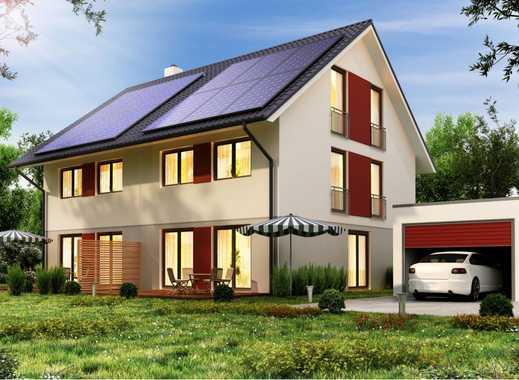 Moderne Doppelhaushälften auf 2 VG + DG auf dem Grundstück in Stuttgart-Birkach!