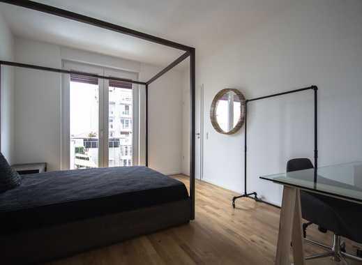 Modern möbliertes Zimmer in voll ausgestatteter & hochwertiger 4-Zimmer-Wohnung