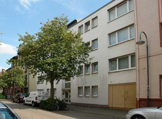 Seniorenwohnung in Ratingen-Mitte: Citynahe 2-Zi.-Wohnung im Erdgeschoss!