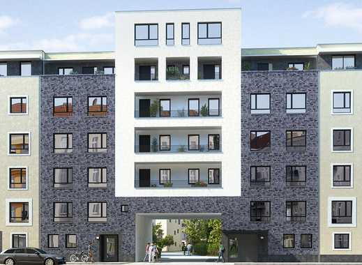 Ihre neue Wohnwelt mit viel Raum & viel Licht. Charmante 3-Zimmer-Wohnung mit großer Dachterrasse