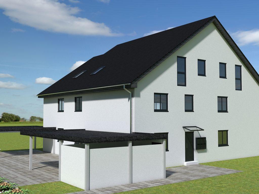 Kfw 55 Haus Ohne Lüftungsanlage obergeschosswohnung mit balkon im neubau kfw 55 haus aufzug
