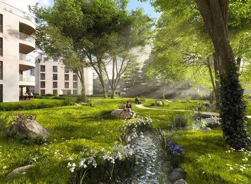 Neubau-Wohnen im Hainbrunnenpark: 3-Zimmer-Wohnung mit Loggia im 2. OG!